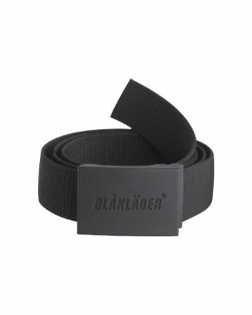 Blaklader 4038 Anti-Scratch Belt (Black)